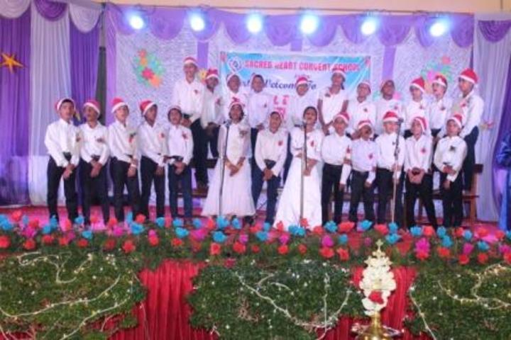 Sacred Heart Convent School-Christmas-Celebration