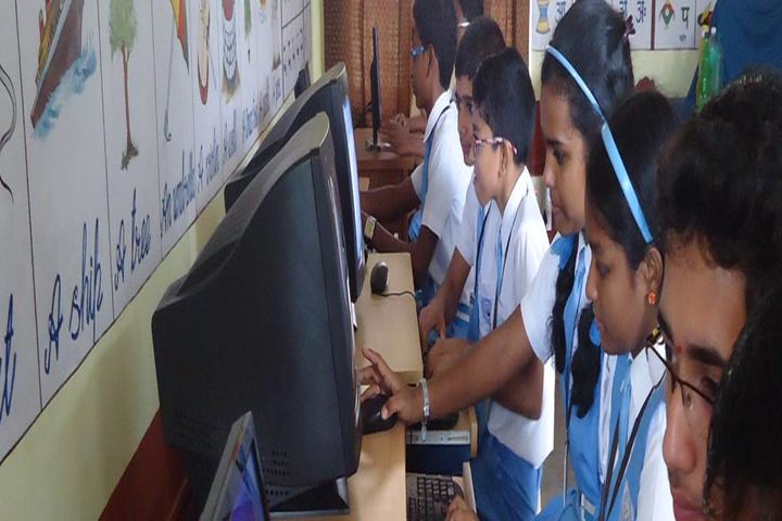 Sacred Heart Convent School-Computer-Lab