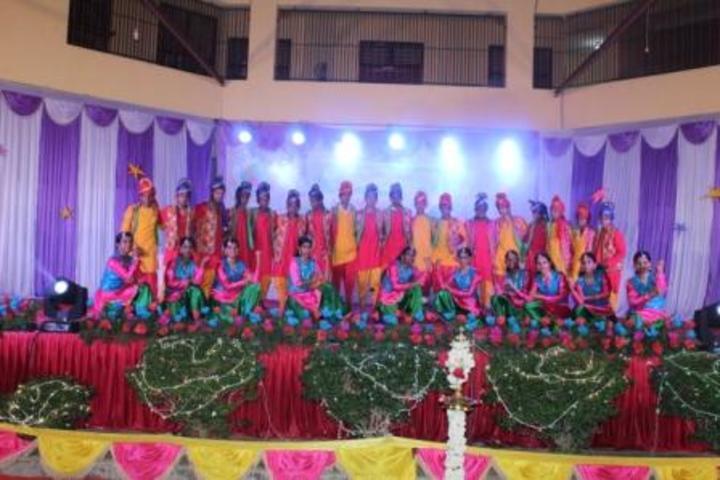 Sacred Heart Convent School-Cultural-Events