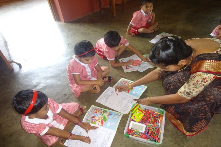 Sacred Heart Convent School-Drawing-Competition