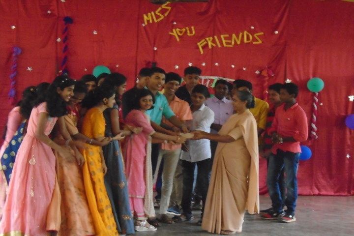 Sacred Heart Convent School-Farewell-Day
