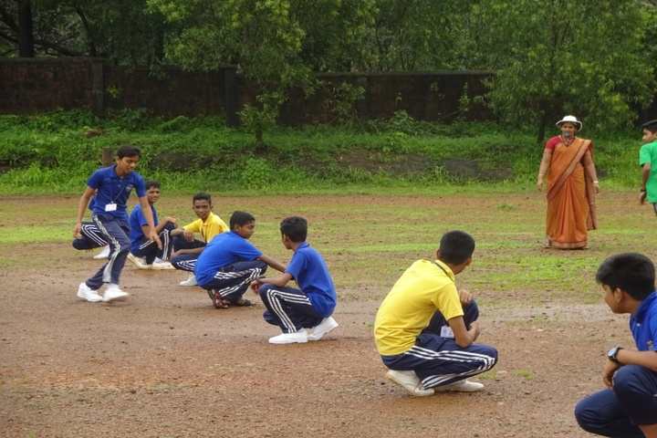 Sacred Heart Convent School-Games