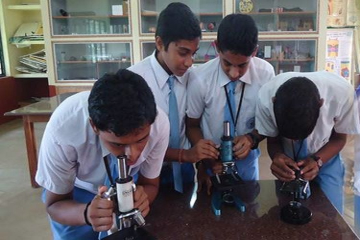 Sacred Heart Convent School-Science-Lab