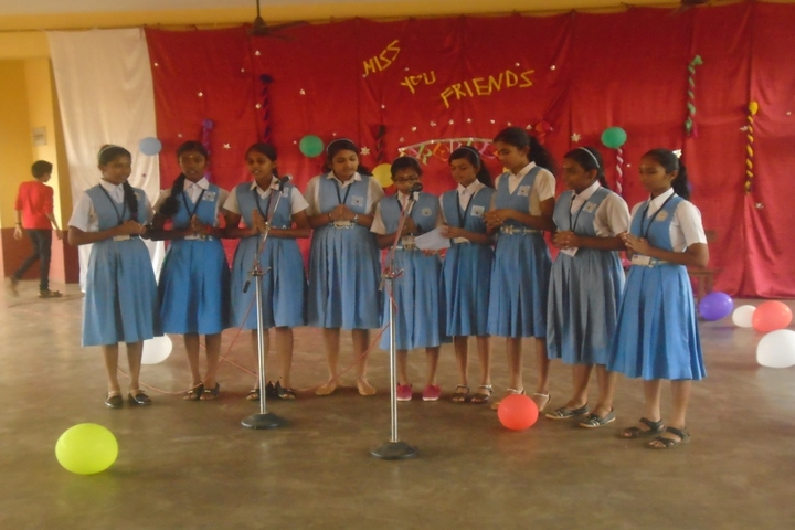 Sacred Heart Convent School-Singing