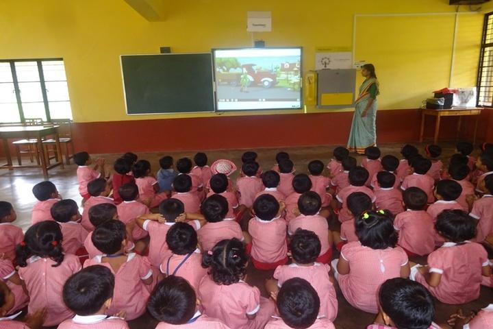 Sacred Heart Convent School-Smart-Classes