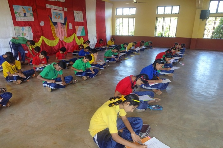 Sacred Heart Convent School-Story-Writing