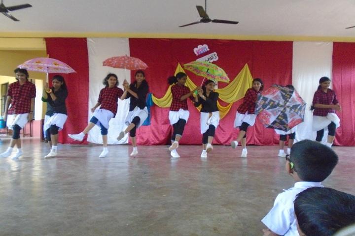 Sacred Heart Convent School-Teachers-Day-Celebration