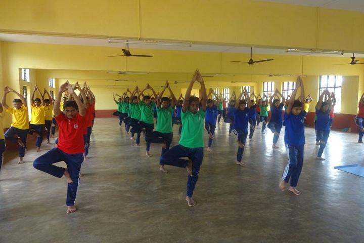 Sacred Heart Convent School-Yoga