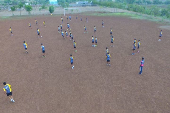 Sanganabasava International Residential School-Play Ground