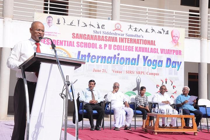 Sanganabasava International Residential School-Guest