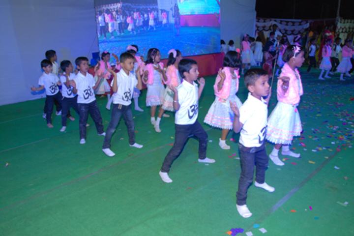 Sanganabasava Shishuniketan School-Annual Day Celebration
