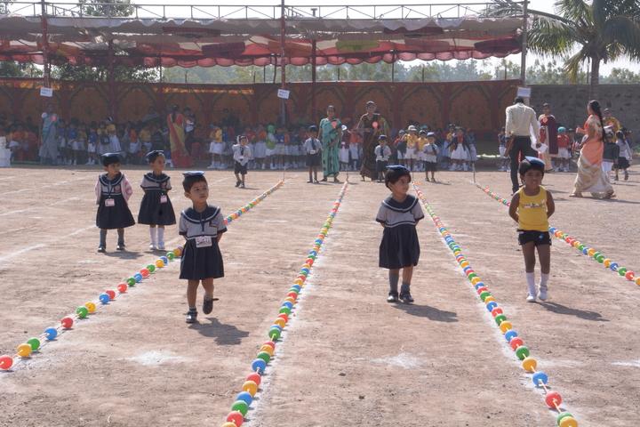 Sanganabasava Shishuniketan School-Annual Sports Meet