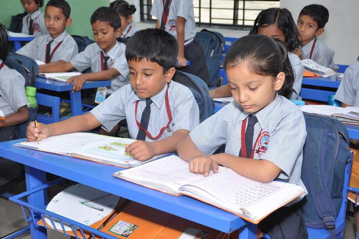 Sanganabasava Shishuniketan School-Primary Class