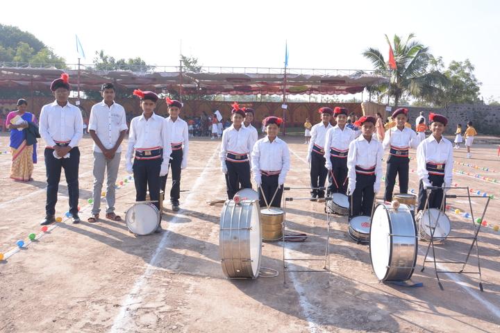 Sanganabasava Shishuniketan School-School Band
