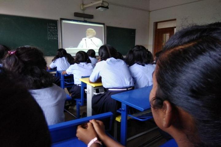 Sanganabasava Shishuniketan School-AV Room