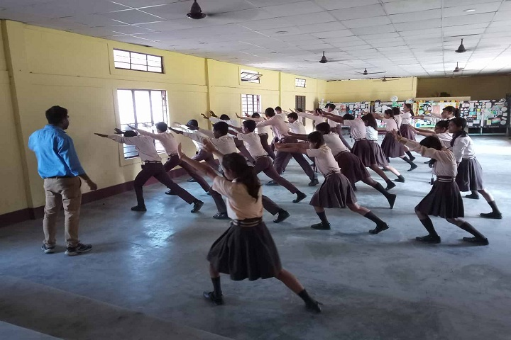 Indus Academy-Dance