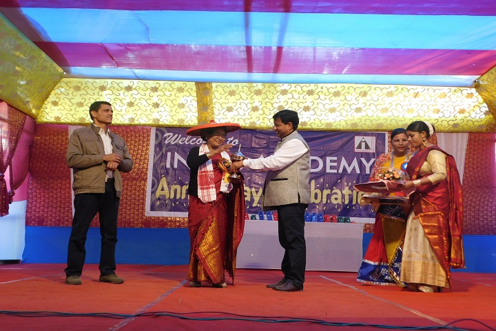 Indus Academy-Annual Day Celebrations