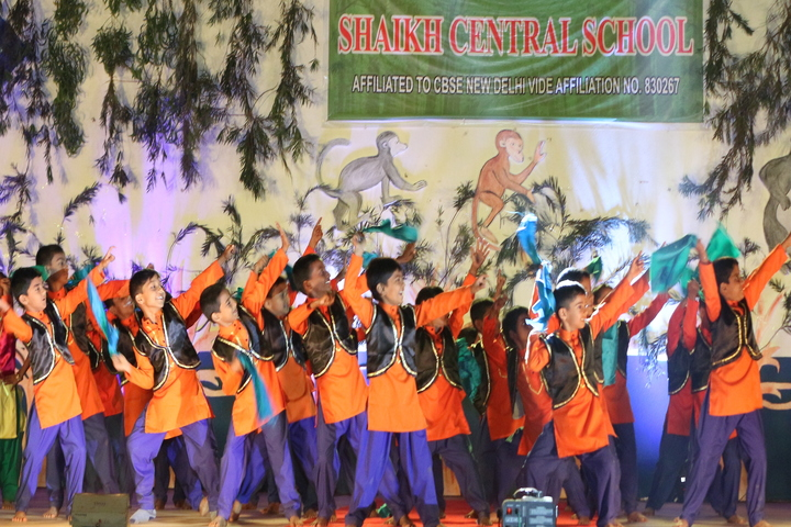 Shaikh Central School-Annual Day Celebration