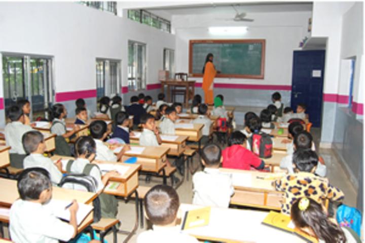 Shaikh Central School-Class Room