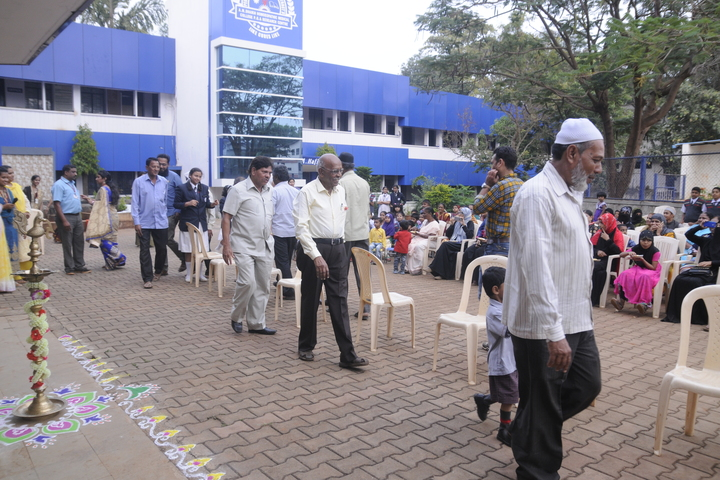 Shaikh Central School-Grandparents Day
