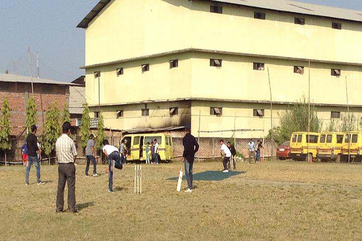 International School Guwahati-Sports