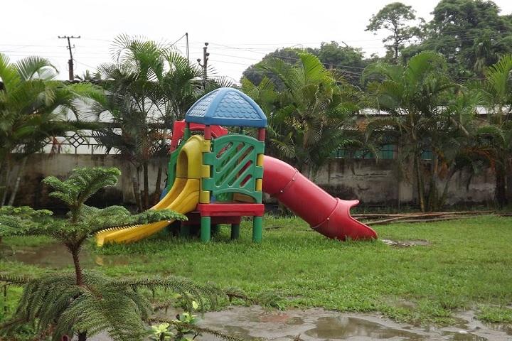 International School Guwahati-Playground