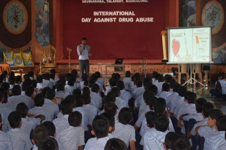 Sharada Vidya Nikethan Public School-Auditorium