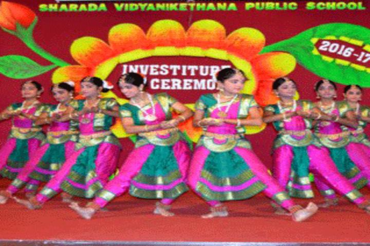 Sharada Vidya Nikethan Public School-Dance