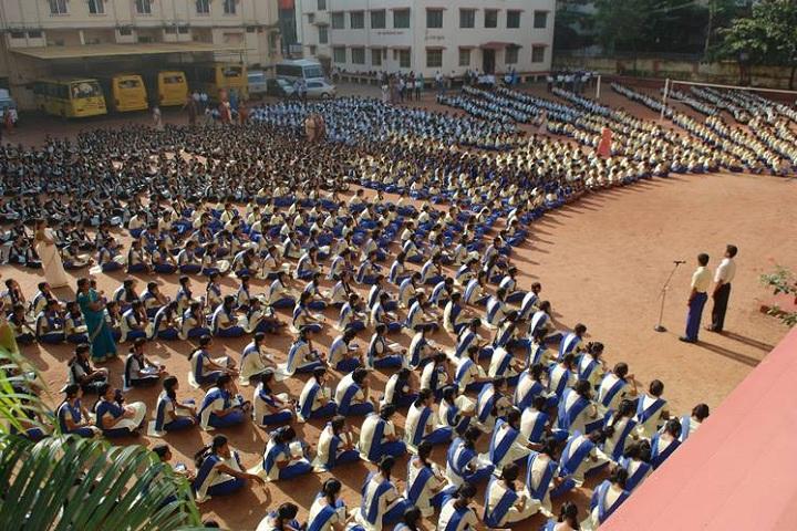 Sharada Vidyalaya-Assembly