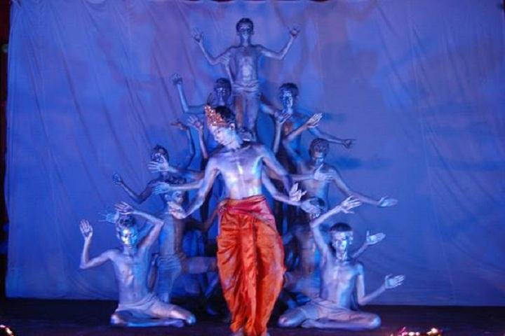 Sharada Vidyalaya-Dance