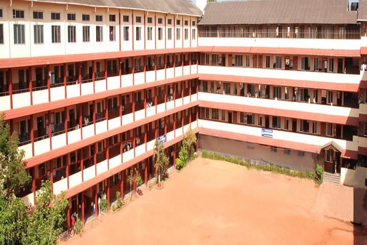 Sharada Vidyalaya-Campus-View