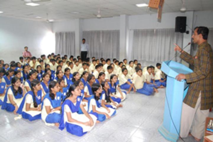 Sharada Vidyalaya-Seminar