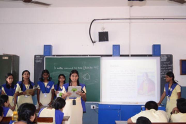 Sharada Vidyalaya-Smartclass