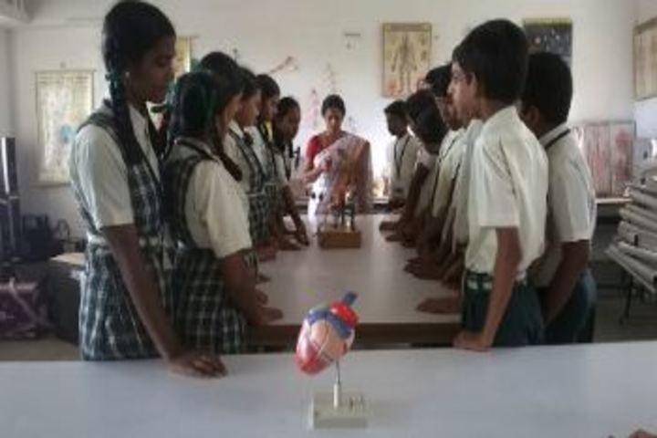 Shikshkarni Central School-Science Lab