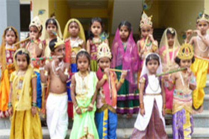 Shree Basaveshwara Primary School-Annual day