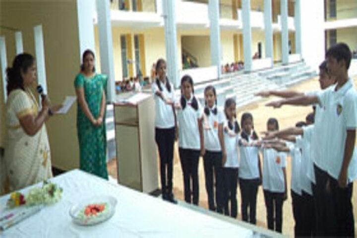 Shree Basaveshwara Primary School-Sports