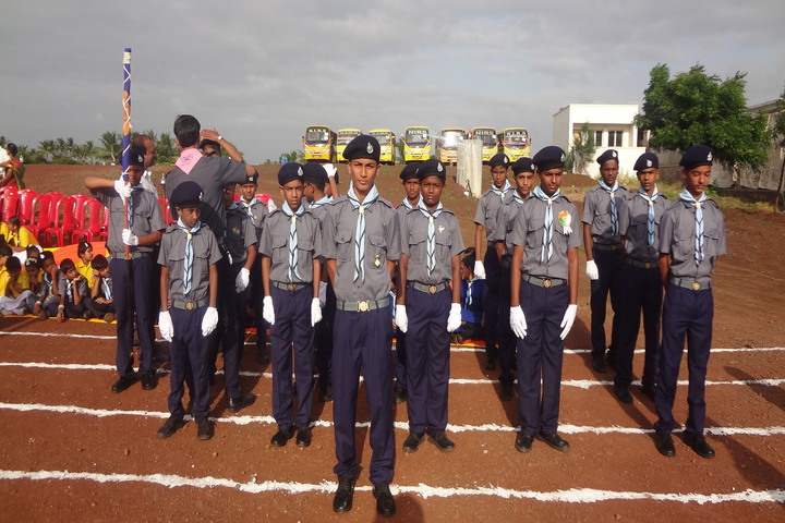 Shri B T Patil Memorial Nandi International Residential School-Scouts And Guides