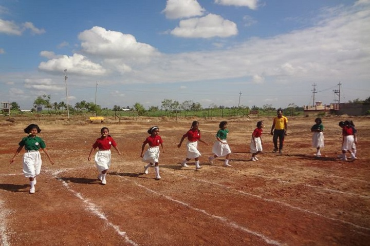Shri B T Patil Memorial Nandi International Residential School-Sports Day