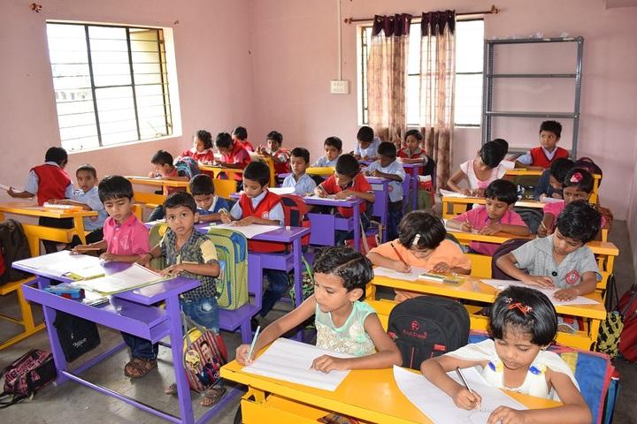 Shri Kadasiddheshwar Public School-Classroom