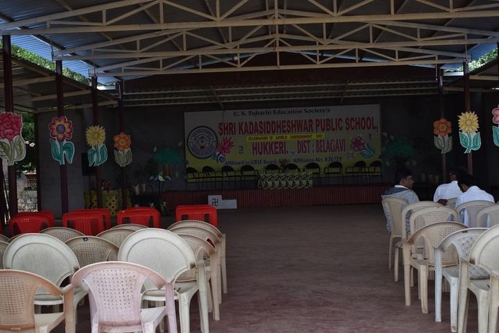 Shri Kadasiddheshwar Public School-Function-hall