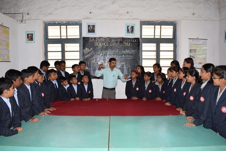 Shri Kadasiddheshwar Public School-Lab