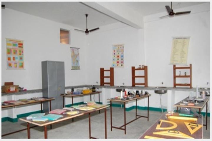Shri Kadasiddheshwar Public School-Maths-Lab