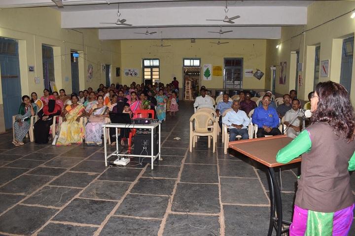 Shri Kadasiddheshwar Public School-Seminar