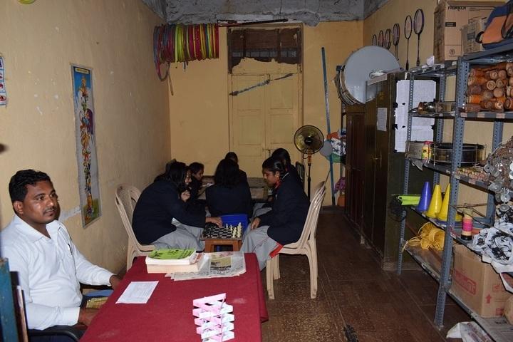 Shri Kadasiddheshwar Public School-Sports-Room