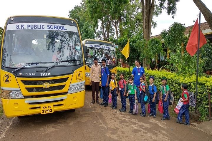 Shri Kadasiddheshwar Public School-Transport
