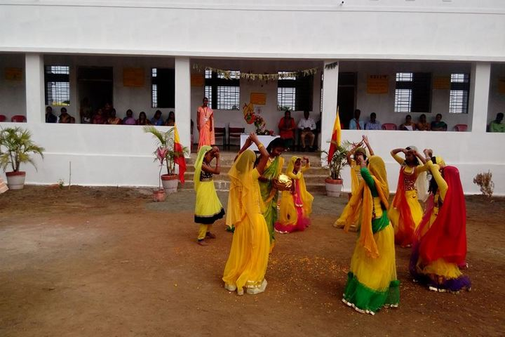 Shri Shankarling Model School-Dance