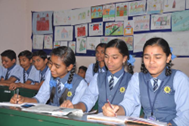 Siddha Bharati Vidya Mandir School-Art-Room