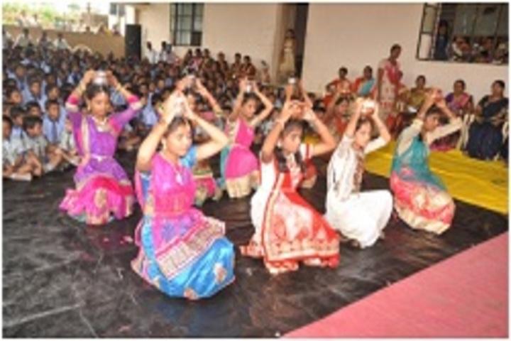 Siddha Bharati Vidya Mandir School-Auditorium