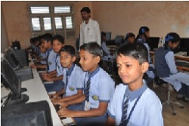 Siddha Bharati Vidya Mandir School-Computer-Lab