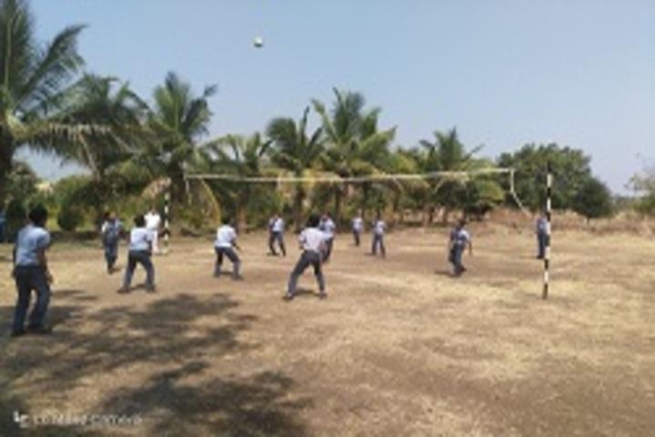 Siddha Bharati Vidya Mandir School-Playground